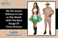 Hit The Street Without A Care In The World With The Best Range Of Fancy Dresses