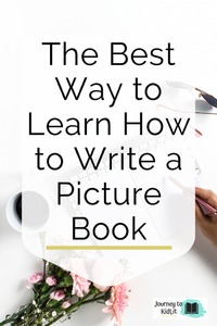 Do you want to write a kids book? Use this easy exercise to learn how to write a picture book like all the professional writers! It's so easy to learn!