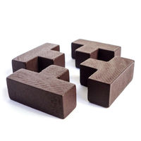 3D Wooden Puzzle Toy, Brain Teaser,Gifts,Games $39.90