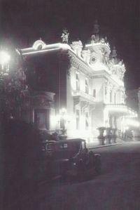 Casino de Monte Carlo, 1922