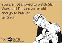 Star Wars Parenting Decisions