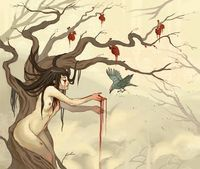 Topic: females, toys, weather, fear, nature on Behance