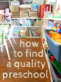 Getting ready to start preschool in the fall? Here's a series that will help make it a little easier.