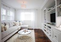 Love It Or List It Vancouver: Derek & Joanna's living room...