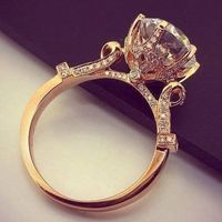 http://rubies.work/0113-ruby-rings/ Antique Diamond Ring fashion jewelry ring antique gold crown vintage