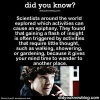 Secret's out. Now we know how he does it. #Sherlock #BenedictCumberbatch