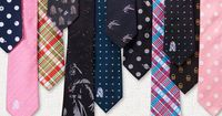 Ties are among the most uncomfortable pieces of clothing one has to don for serious occasions. I just feel like I'm being strangled anytime I wear one. However,