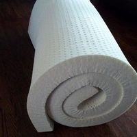 DIY natural bedding. Rubber latex mattress and materials to buy / make your own mattress.
