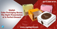 RegaloPrint - Perfect Packaging Services For Your Cake Packaging