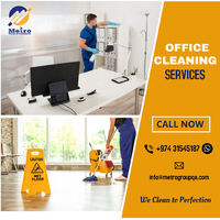 The office is the place that we spend more time in a day, so it is really important to keep it clean and neat. Approach Metro Office Cleaning Services for keeping your office clean and tidy. To know more visit https://www.metrogroupqa.com/ourservices/home...