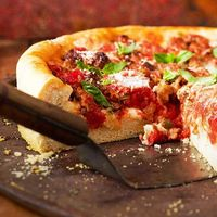 How to Make Deep-Dish Pizza Yes, you can create authentic Chicago-style pizza in your own kitchen.