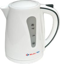 Bajaj New KTX 7 1.7L Cordless Electric Kettle (1.7 L, White) �'�1562.00