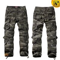 Casual Pants | Men Camo Cargo Work Pants CW109004 | CWMALLS.COM