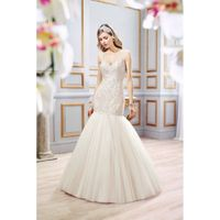 Moonlight Collection Style J6400 - Truer Bride - Find your dreamy wedding dress