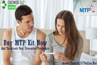 No girl wants to continue unwanted gestation due to many reasons as if her family does not want to support it. If you are looking for the safest way for gestation then go with MTP Kit. Order MTP Kit Online from our drug store - Chemist247Online - https://...