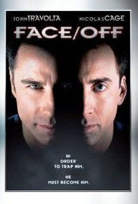 FACE/OFF. Director: John Woo. Year: 1997. Cast: John Travolta, Nicolas Cage and Joan Allen