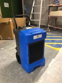 #dehumidifier #IndustrialDehumidifier #UAE #SaudiArabia CD-85L industrial dehumidifier has extraction capacity of 85 liters per day. This is best commercial portable dehumidifier for construction sites, oil and gas fields, pharmaceutical factories etc. T...