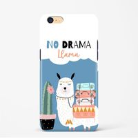 No Drama Llama Hard Case Phone Cover from Myxtur