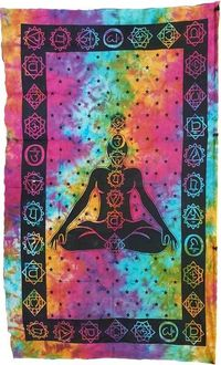 Seven Chakra Tapestry $25.95 http://www.theancientsage.com