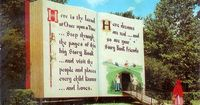 Story Book Forest - Ligonier, Pennsylvania by Vintage Roadside, Walk right into your childhood nursery rhymes. Best park for children