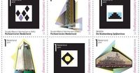 augmented reality stamps reveal unbuilt buildings by dutch architects / via