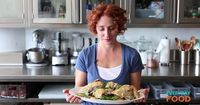 Looking for a way to roast a whole chicken faster? Everyday Food editor Sarah Carey shows you how to do just that with a timesaving technique called spatchcocking.