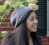 Ravelry: Worsted Slouch Hat pattern by Cheryl Beckerich