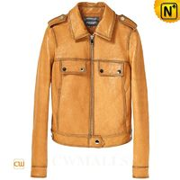 Custom Made | Women Leather Moto Jacket CW619125 | CWMALLS.COM