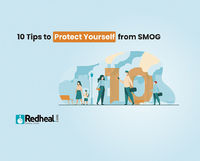 Did you know that Breathing air in smog can be as bad as smoking a pack of cigarettes? Check our latest blog article to know more about it and tips to protect yourself from it.