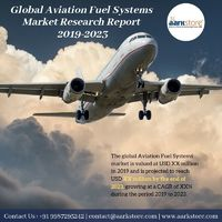 The aviation fuel systems market witness robust growth as new market trends come in the global markets. See how the market is performing, analyze it through the latest research report and obtain insights into the aviation fuel systems industry.