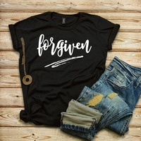 Forgiven Short-Sleeve T-Shirt $19.99