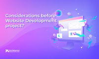 B2B or B2C Companies should Deliberate on several Considerations before Awarding the Website Development projects to third party firms.