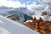 France Skiing is happy to inform everyone about the Chalet Hotel l'Ecrin in Tignes, one of the beautiful ski holiday accommodations they are offering for rent.