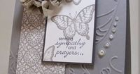 Stampin' Up! Sympathy Card