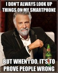 The Most Interesting Man in the World Meme.