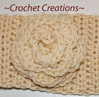 Crochet Creative Creations- Free Patterns & Instructions: Headbands