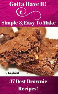 A brownie is a flat, baked dessert square that was developed in the United States at the end of the 19th century and popularized in the U.S. and Canada during the first half of the 20th century. It is a cross between a cake and a soft cookie in texture an...