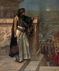 Queen Zenobia ruled the Palmyrene Empire in Roman Syria during the third century. When her husband (King Septimius Odaenathus) died, Zenobia took over. She fought the Romans, conquered Egypt and expanded her empire before eventually being defeated...