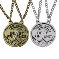 Bff Best Friends Coin Friendship Necklaces Gift Set https://www.gullei.com/bff-best-friends-coin-friendship-necklaces-gift-set.html