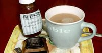 The directions on my chai tea bags say, steep 3-5 minutes, then add milk. The result is not very good; its watery and not spicy at all. This recipe is my rescue for chai tea bags. Its not exactly chai like you get in India, but its closer at least!