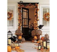 13 Festive Halloween Porches | The New Home Ec