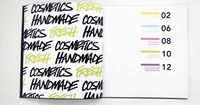 LUSH Annual Report Concept by Sarah Schmidt, via Behance