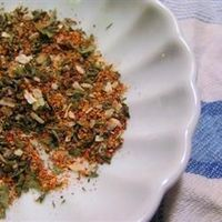 Dry Ranch Style Seasoning for Dip or Dressing Recipe - my husband has weird food allergies so I have to make a lot of things from scratch! This is a great, versatile alternative to packaged ranch dressing/mix called for in a lot of recipes
