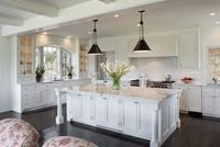 Villanova Residence - kitchen - farmhouse - kitchen - philadelphia - by Archer & Buchanan Architecture, Ltd.