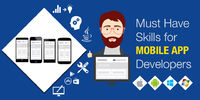 Mobile apps have become an area of extreme interest for businesses around the world. Irrespective of the industry they are in, businesses are fast realizing the huge potential of mobile applications. It doesn't merely allow them to connect with thei...
