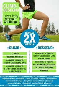 A strength workout that is designed to build endurance. A toning routine challenge.