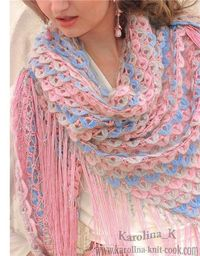 crochet patterns, crochet crafts and crochet shawl.