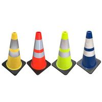 Now find a range of yellow, blue, green and orange Road Cones a Highway1. Made of high quality PVC, UV Stabilised. For more Roading Products, Keep Visiting at https://highway1.co.nz/product/blackbase-cone-yellow/