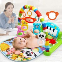 Music Puzzle Mat With Piano Keyboard For Babies