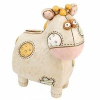 Noah's Ark Horse Money Box